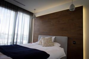Bathroom Renovations Perth - Renovation Company - VIP Bathrooms - Wood Tiling Wall Fixture