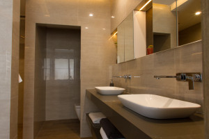 Bathroom Renovations Perth - Renovation Company - VIP Bathrooms - Double Sink
