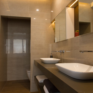 Bathroom Renovations Perth - Renovation Company - VIP Bathrooms - Double Sink