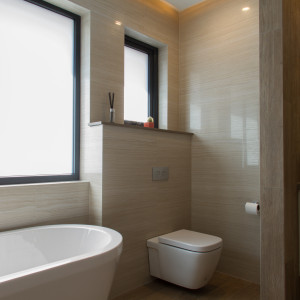 Small Bathroom Renovations Perth - Renovation Company - VIP Bathrooms - Contemporary Toilet