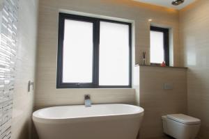 Bathroom Renovations Perth - Renovation Company - VIP Bathrooms - Small Bath Tiling