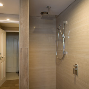 Small Bathroom Renovations Perth - Renovation Company - VIP Bathrooms - Shower Recess Tiling