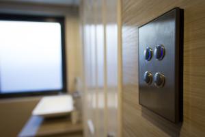 Small Bathroom Renovations Perth - Renovation Company - VIP Bathrooms - Light Switch Fittings