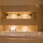 Small Bathroom Renovation Ideas Inspirations Perth VIP Bathrooms Contemporary Beige Tiling