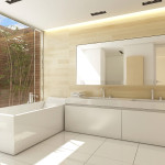 Small Bathroom Renovation Ideas Inspirations Perth VIP Bathrooms Contemporary Bright Airy Design